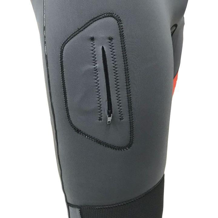 e53461f8c6f23 Long John Mormaii Flexxxa Pro 3.2mm Utopia Sem Zíper Vedado - R ...