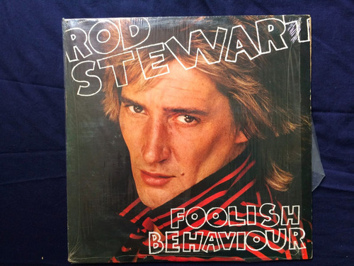 long play  rod stewart  foolish behaviour  edición mexicana
