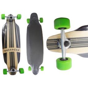 aa07a6fcad4 Rodas Com Rolamento Skate Semi Long - Skate no Mercado Livre Brasil