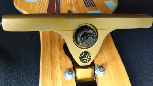 Longboard Completo Loaded Tan Tien Original Californiano