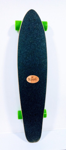 longboard krown  pintail tail monster 42  completo + envio