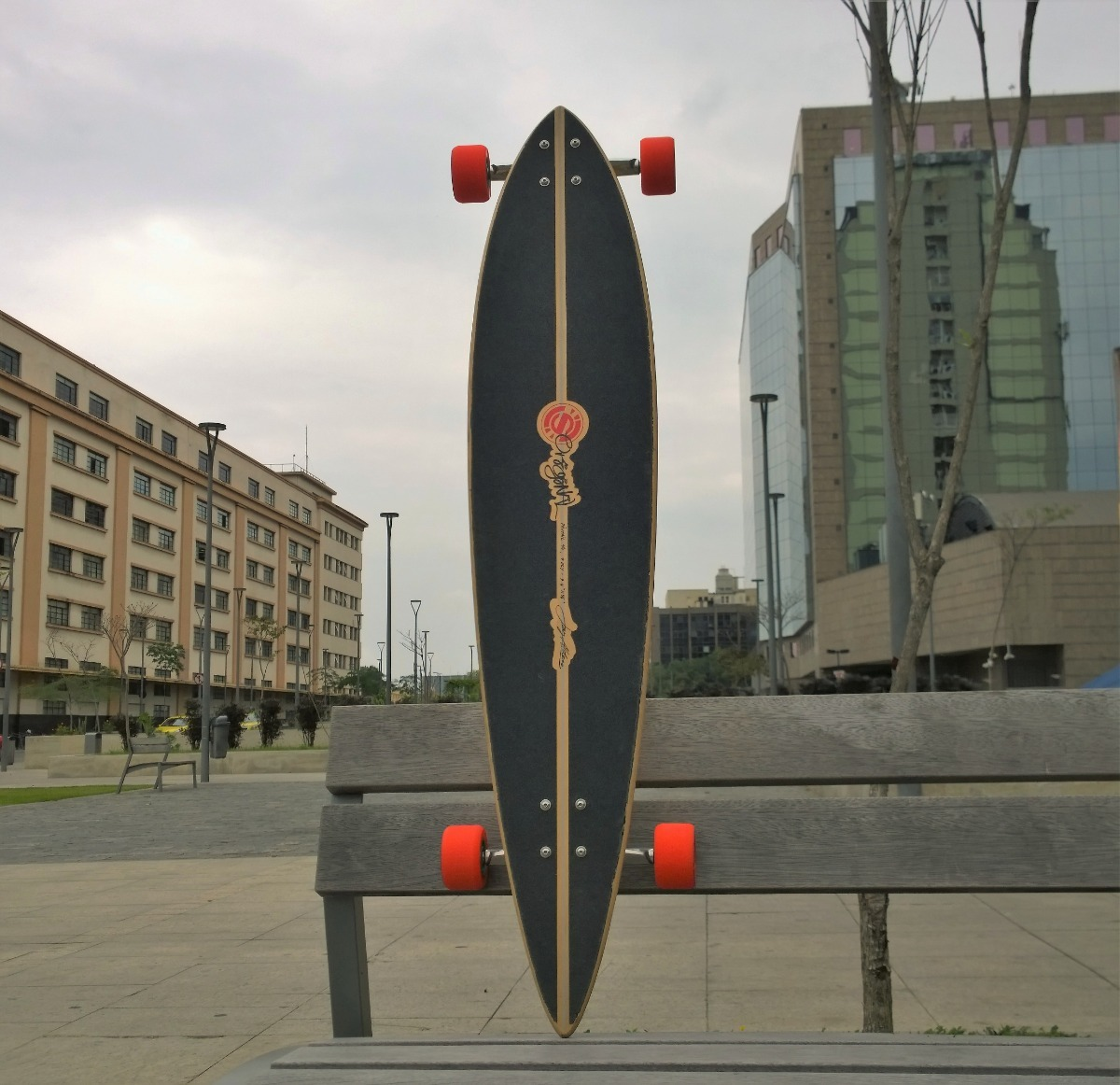 longboard original pintail 46 - frete grátis - leia!!! Carregando zoom. 586ea168d53