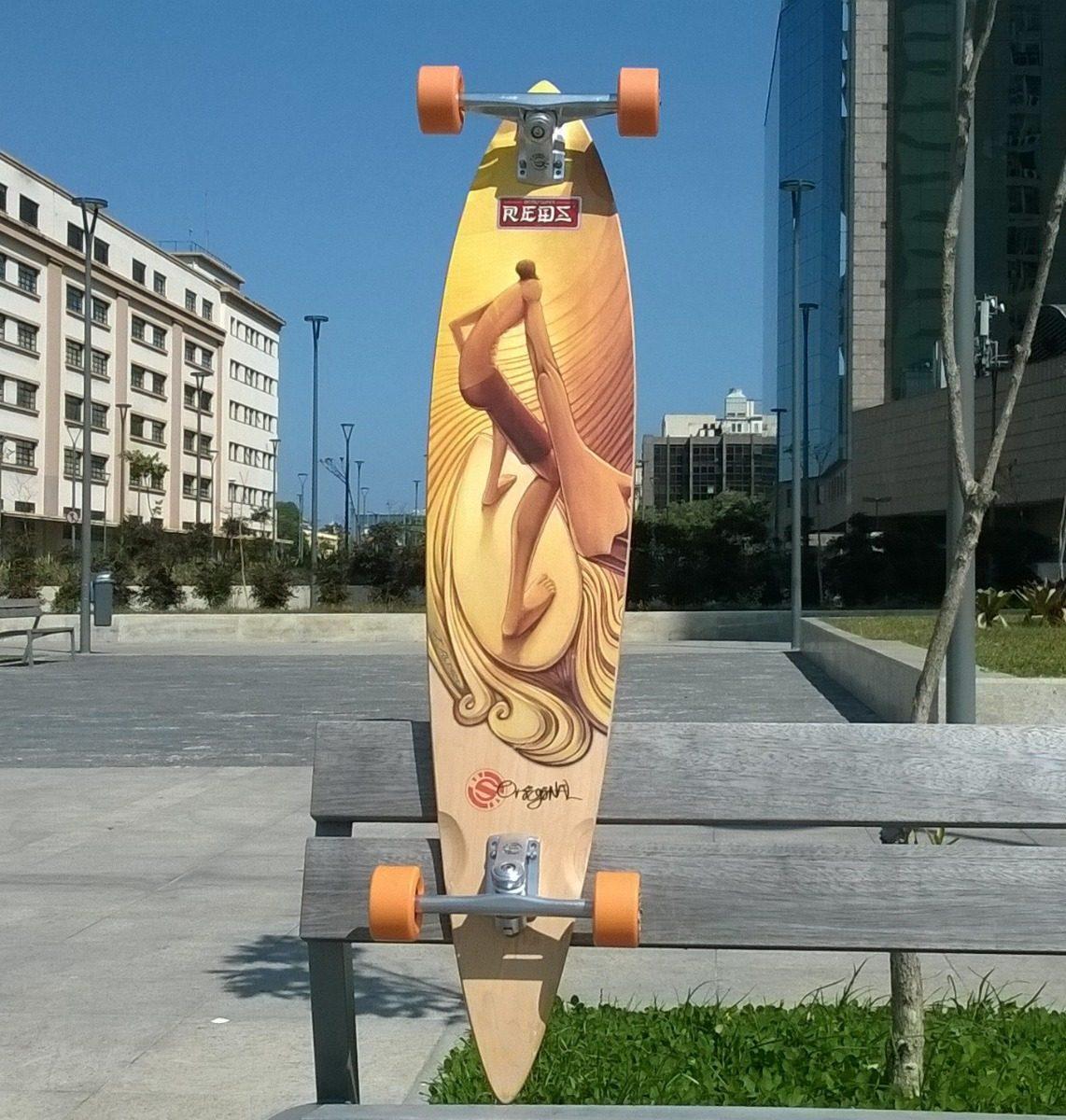 longboard original pintail 46 - o mais lindo do brasil!!! Carregando zoom. 6fcc60f8354