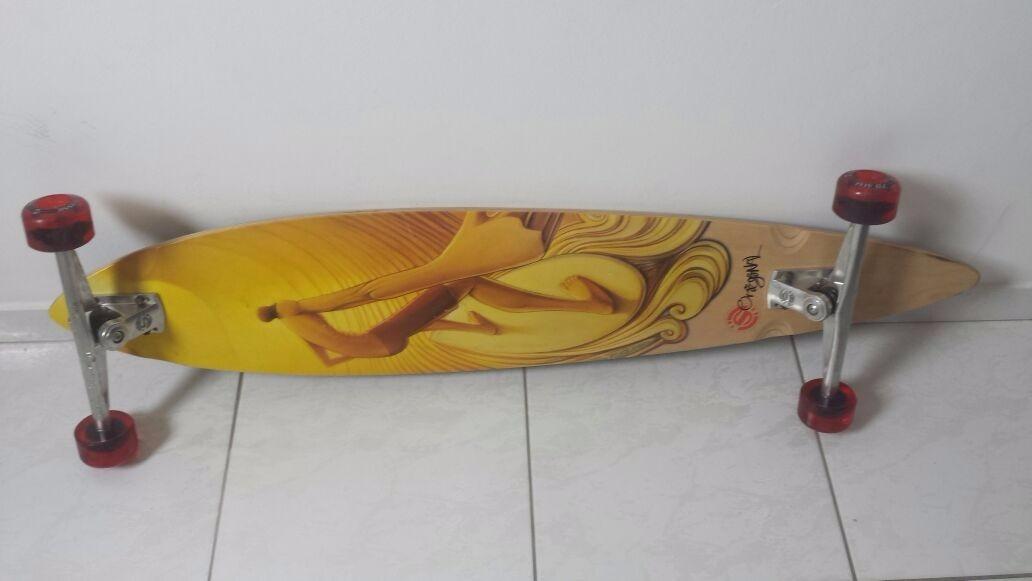 longboard original skateboards pintail 46  . Carregando zoom. 478b74de056