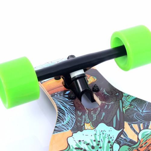 longboard professional 41  x 9  skateboard patineta
