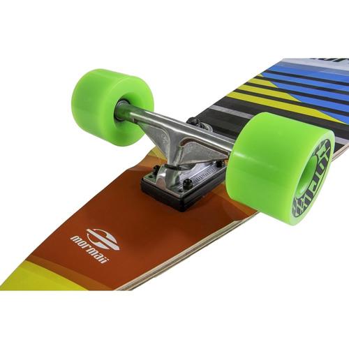 longboard profissional rolamento abec7 aço mormaii breeze