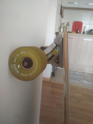 longboard quicksilver lavamont