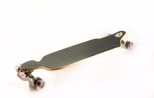longboard skate - maple canadiense 11 capas