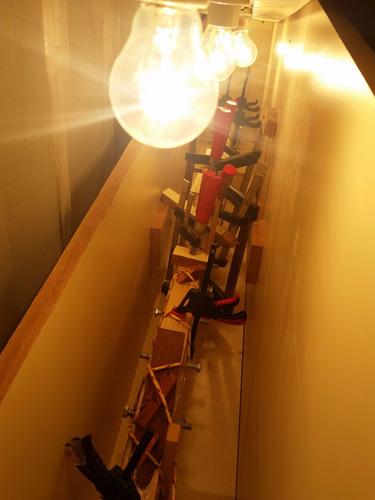longbow, arquería cimarrón - fabricación artesanal