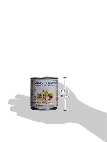 longevidad leche condensada azucarada 14 oz. (paquete de 2)