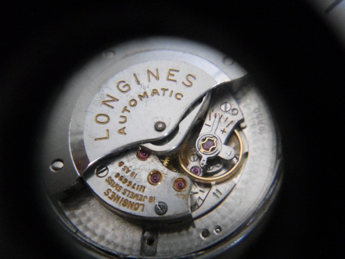 longines conquest automatic 18 as d  18 j sello de oro