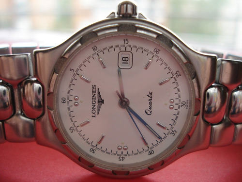 longines conquest mujer