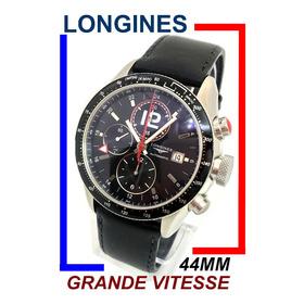 Longines Grande Vitesse Chrono Sport Line Gmt Xl 44 Mm !
