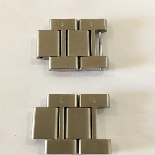 longines hydroconquest elos 100% originais mede 21mm largura