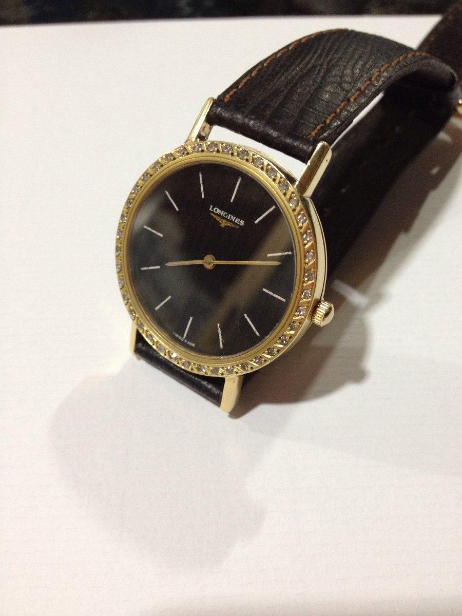 201b27d1e45 longines masculino relógio. Carregando zoom.