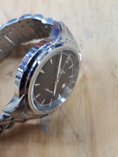 longines saint-imier reloj stainless steel automatico