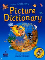 longman children s picture dictionary with 2 cds kel edicion