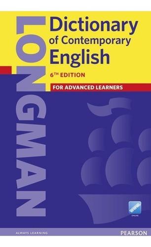 longman dictionary of contemporary english 6 ed nuevo