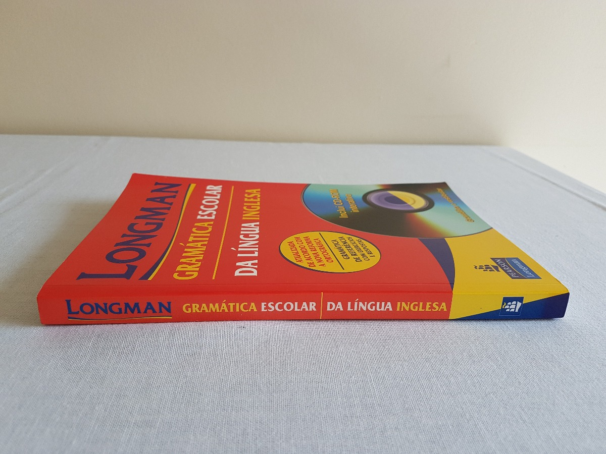 Longman Gramatica Escolar Da Lingua Inglesa Pdf