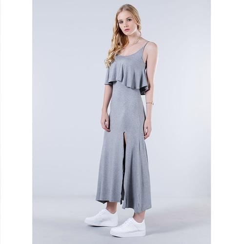 longo feminino vestido