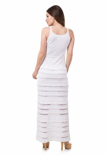 longo feminino vestidos