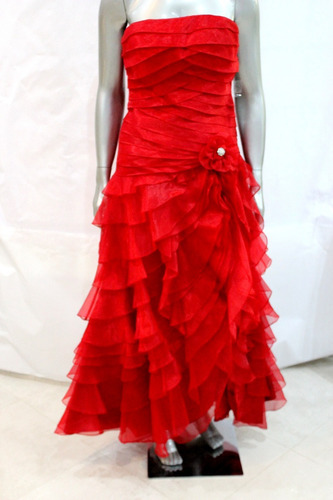longo festa vestido