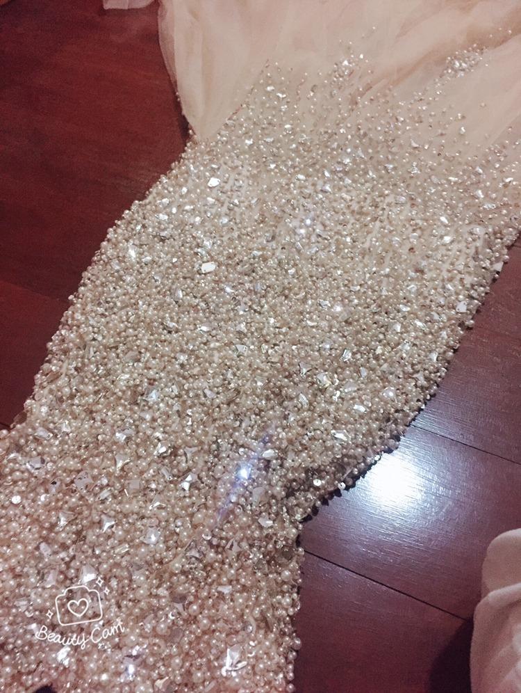 61ca3a654 Vestido Longo Pedraria Formatura Forever - R$ 2.700,00 em Mercado Livre