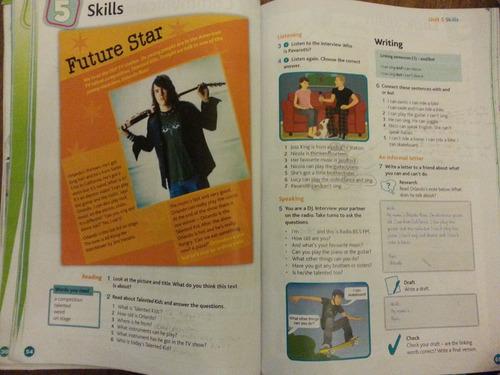 look 1 students book incluye cd libro ingles