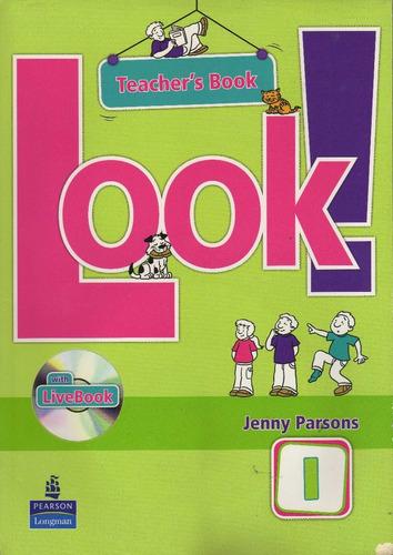 look! 1 teacher's book with live book, nuevo en oferta!!!