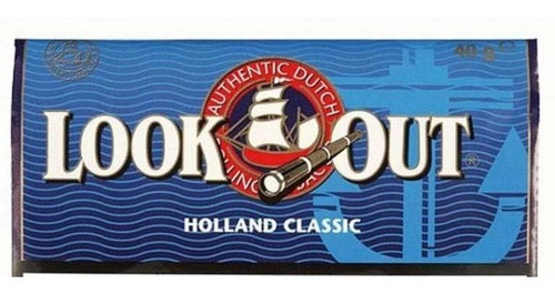 look out holland classic tabaco tabacos pack x5 holandes