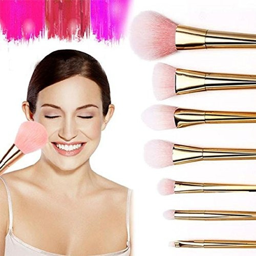 lookatool 7pcs set profesional brush high