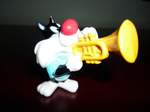 looney tunes: figura silvestre junior personaje warner bros.