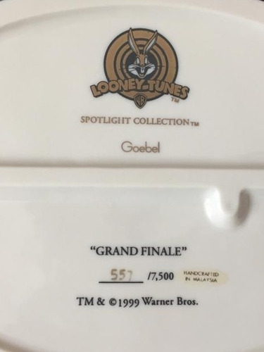 looney  tunes grand finale
