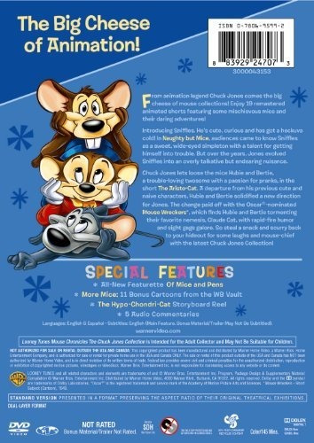 looney tunes mouse chronicles: colección chuck jones