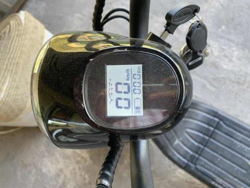 loop chopper pro moto electrica vendo o permuto