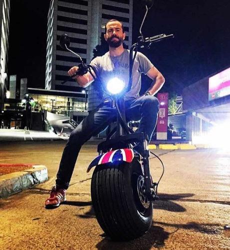 loop eléctrica estilo moto chopera a la venta