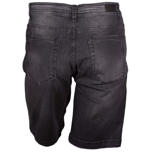 loose jeans bermuda hang