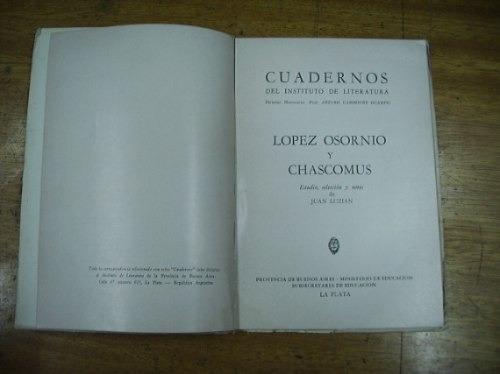 lopez osornio y chascomus - julian luzian