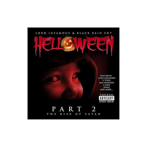 lord infamous helloween 2: rise of satan usa import cd