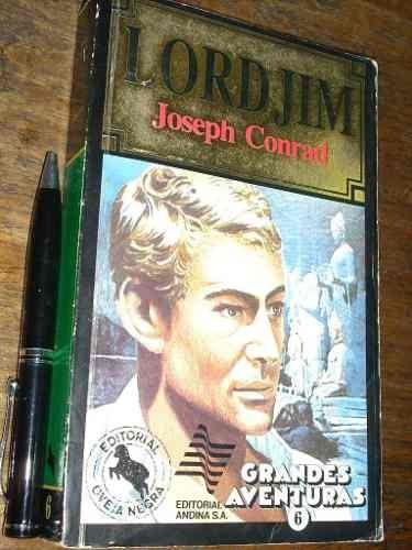 lord jim - joseph conrad - oveja negra - estado bueno