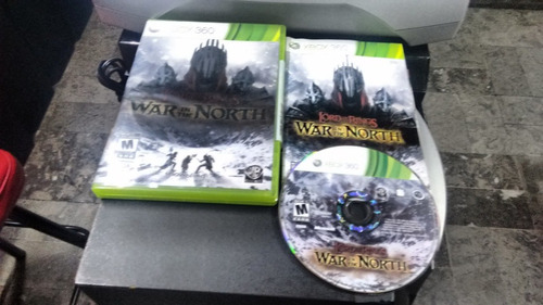 lord of the ring war in the north completo xbox 360,checalo