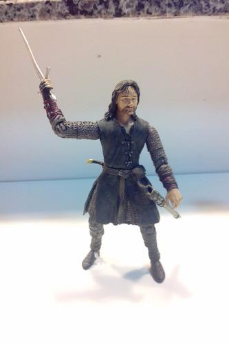 lord of the rings - senhor aneis - aragorn