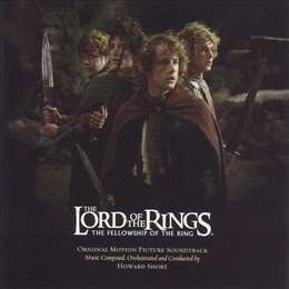 lord of the rings the fellowship of the rings ost cd nuevo