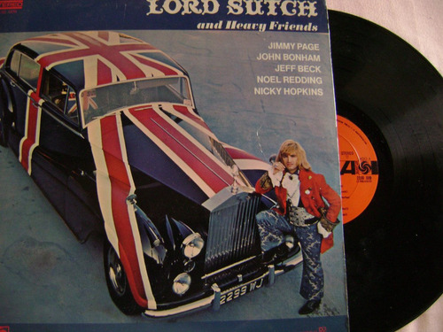 lord sutch - and heavy friends - classic rock
