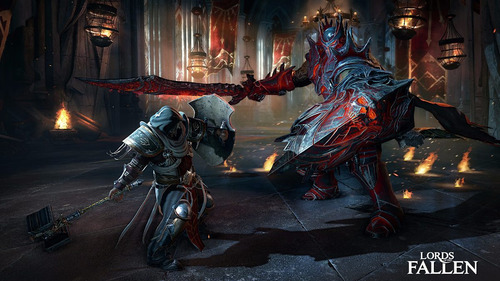lords of the fallen game of the year edition dvd pc frete 8$