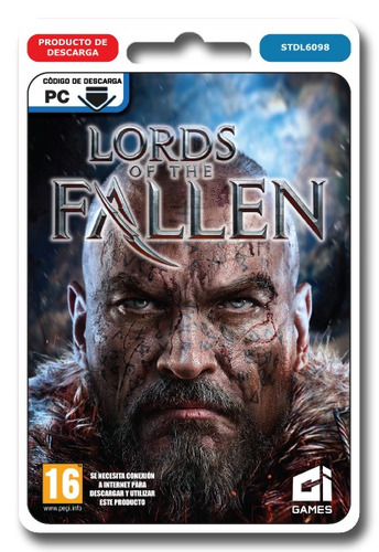 lords of the fallen pc digital stock disponible oferta ya