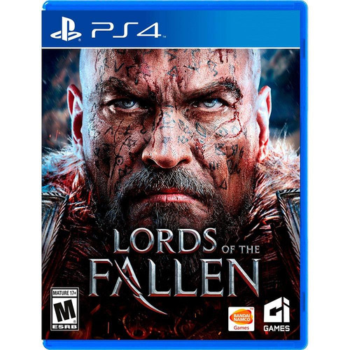 lords of the fallen ps4 lacrado