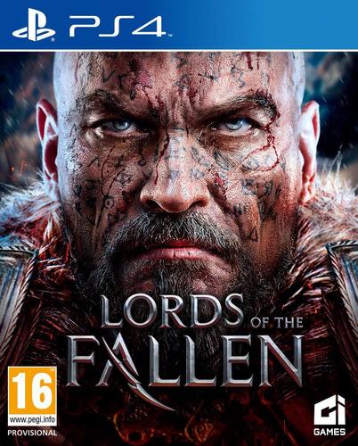 lords of the fallen ps4 sellado original