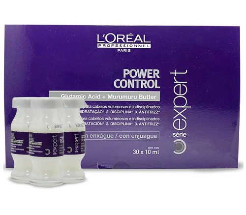 loreal absolut control power control 30x10ml