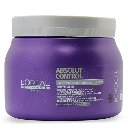 loreal absolut control power mask 500g